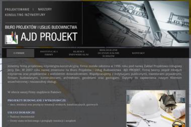AJD PROJEKT - Adaptacja projektów Lubań