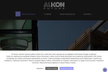 ALKON - FUTURE - Okna PCV Sosnowiec