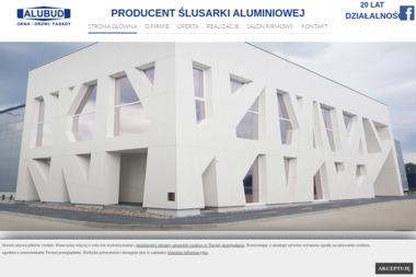 ALUBUD - Stolarka PCV Złotów