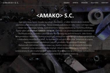 Amako s.c. - Obróbka Skrawaniem Siercza