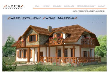Ambient Architekci - Projekty Domów Parterowych Kartuzy