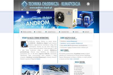 ANDROM S.C. - Urządzenia, materiały instalacyjne Słupsk