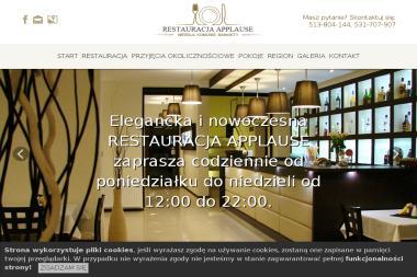 Restauracja Applause - Catering Ludwin
