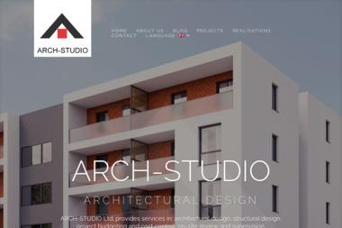 Arch-Studio - Projekty domów Opole