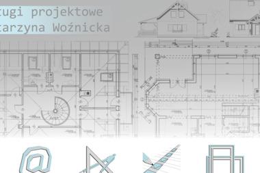 Usługi Projektowe - Katarzyna Woźnicka - Adaptacja projektów Węgrów