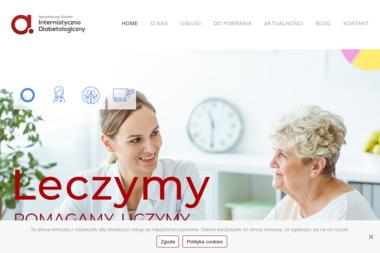 Specjalistyczny Ośrodek Internistyczno-Diabetologiczny - Dietetyk Białystok