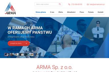 PPU Arma Krosno Sp. z o.o. - Agencja ochrony Rzeszów