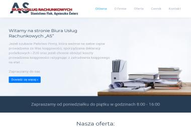 Biuro Usług Rachunkowych As S.C. Stanisława Flak Agnieszka Ćwierz - Biuro rachunkowe Wieliczka