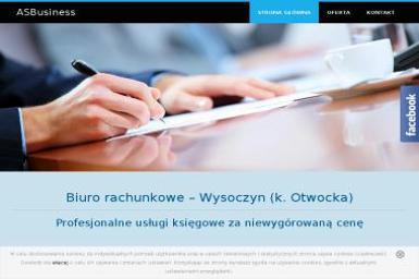 Asbusiness Sebastian Banasiewicz - Biuro rachunkowe Wysoczyn