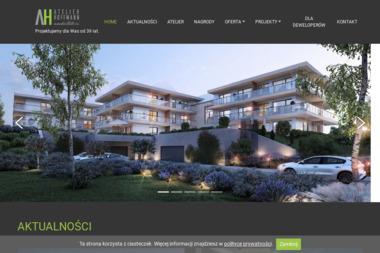 Atelier Hoffmann - Projekty domów Elbląg