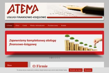 Usługi Finansowo-Księgowe ATENA - Usługi finansowe Elbląg