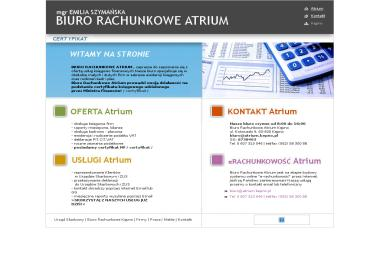 Biuro Rachunkowe Atrium Kępno - Finanse Kępno