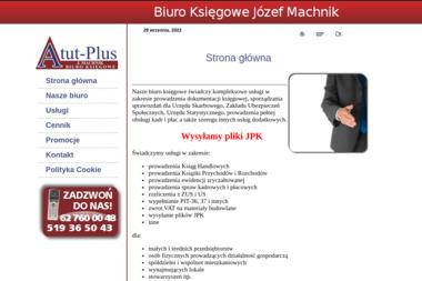 Atut-Plus Biuro Księgowe Józef Machnik - Prowadzenie Księgowości Kalisz
