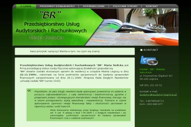 "PUAIR ""BR"" MARIA SIELICKA - Biznes Plan Firmy Legnica"