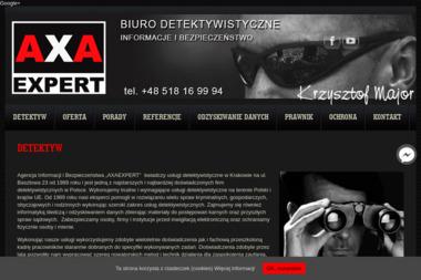 AXA EXPERT Detektywistyka - Agencja ochrony Kraków