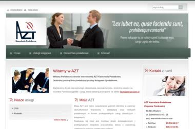 AZT Kancelaria Podatkowa - Doradztwo Podatkowe Olsztyn