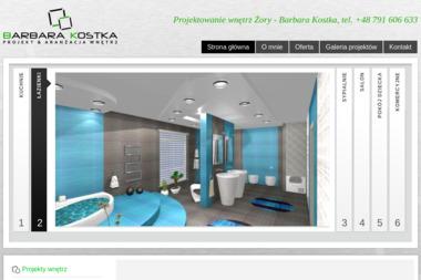 arch. wnętrz Barbara Kostka - Dekorowanie Sal Weselnych Żory