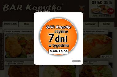 BAR Kopytko - Catering dla firm Szczecin