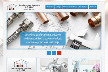 Instalatorstwo Sanitarne, C.O. i GAZ - Józef Barnert - Hydraulik Głogówek