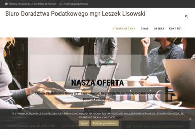 Biuro Doradztwa Podatkowego mgr Leszek Lisowski - Deklaracje Podatkowe Kielce