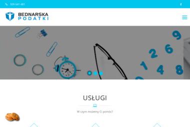 Bednarska Podatki - Biuro Rachunkowe Świdnica