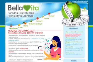 Poradnia Dietetyczna BELLA VITA - Dietetyk Nowy Sącz