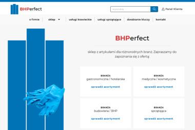P.H.U. BH Perfect - Odśnieżanie dachów Łęczyca