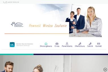 Biuro Rachunkowe Małgorzata Kowalska - Doradca podatkowy Gorzów Wielkopolski
