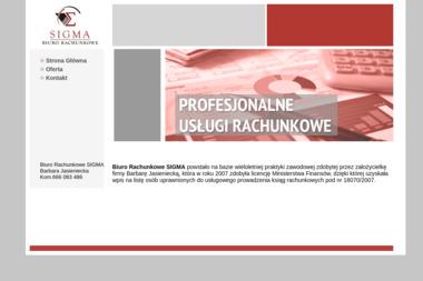 SIGMA - Biuro Rachunkowe - Biuro Księgowe Golub-Dobrzyń