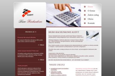 Biuro Rachunkowe AUDYT - Pisanie Biznes Planu Żary