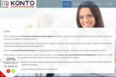 Biuro Rachunkowe KONTO - Biuro rachunkowe Tarnowskie Góry