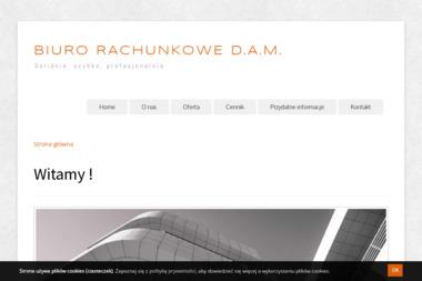 Biuro Rachunkowe D.A.M. - Sprawozdania Finansowe Mińsk Mazowiecki