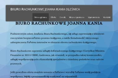 Biuro Rachunkowe Joanna Kania - Biuro Rachunkowe Oleśnica