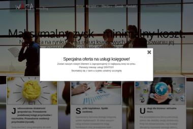 """Biuro Rachunkowe """"WAZA"""" - Wirtualne biuro Pabianice"""