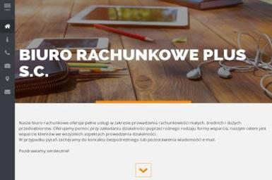 Biuro Rachunkowe PLUS s.c. - Usługi finansowe Płock