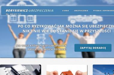 Borysiewicz Piotr Ubezpieczenia - Ubezpieczenia Grupowe Białystok