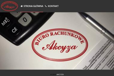 Biuro Rachunkowe AKCYZA - Finanse Ostrzeszów