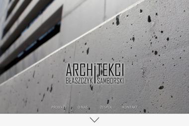 ARCHITEKCI Blaszczyk i Samborski Spółka Partnerska - Architekt Kołobrzeg
