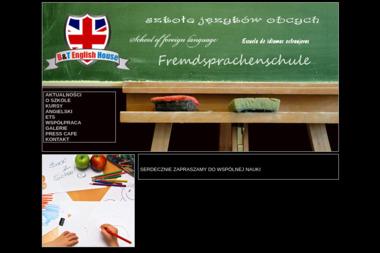 B&T English House - Szkoła językowa Wolsztyn
