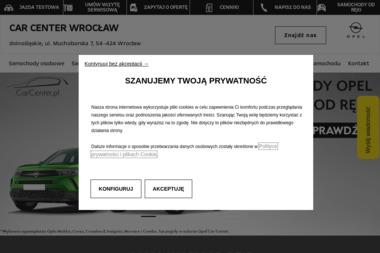 CarCenter - Sprzedawcy samochodów dostawczych Wrocław