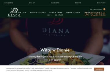 """Usługi Gastronomiczne """"Diana"""" - Catering świąteczny Biała Podlaska"""