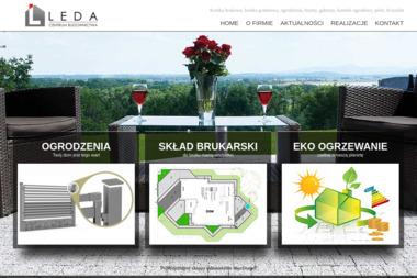 Centrum Budownictwa LEDA - Ogrodzenia betonowe Koszalin