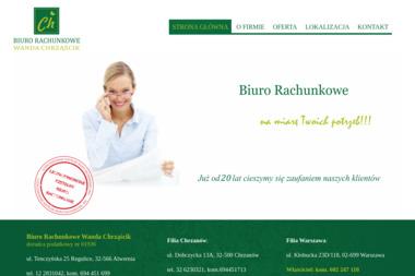 Biuro Rachunkowe Wanda Chrząścik - Księgowanie Przychodów i Rozchodów Chrzanów