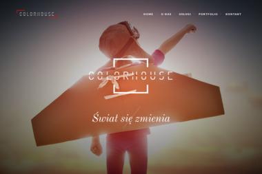 Colorhouse - Strony WWW Ruda Śląska