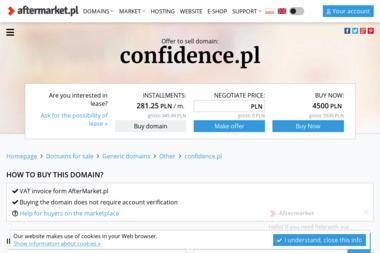 Firma Confidence - Biuro Detektywistyczne Kraków