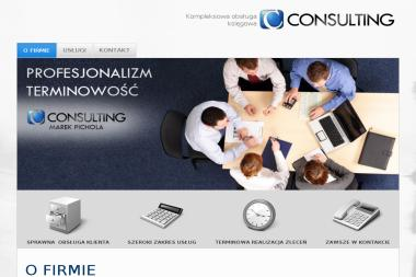 """""""Consulting"""" - Prowadzenie Rachunkowości Nowy Dwór Mazowiecki"""