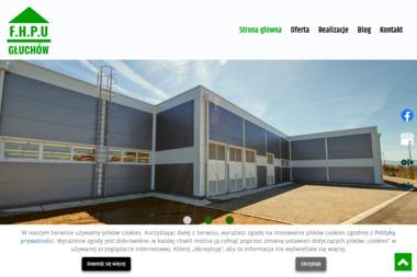 F.H.P.U. Głuchów - Firmy inżynieryjne Głuchów