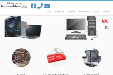 Centrum Techniki Biurowej Sp z o.o. - Kserokopiarki Skierniewice