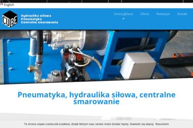 Cube Jakub Lewandowski - Usługi Reklamowe Jelenia Góra