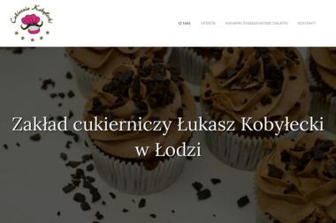 Zakład cukierniczy Łukasz Kobyłecki - Dieta Do Domu Łódź
